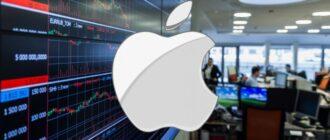 apple на московской бирже