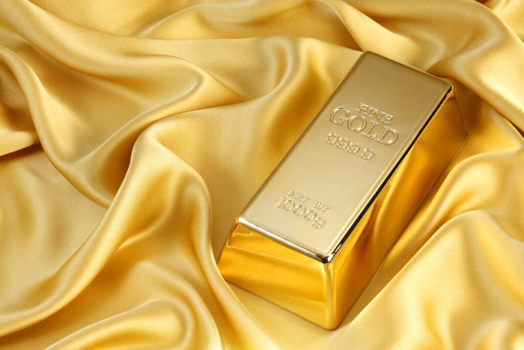 золото как защитный актив