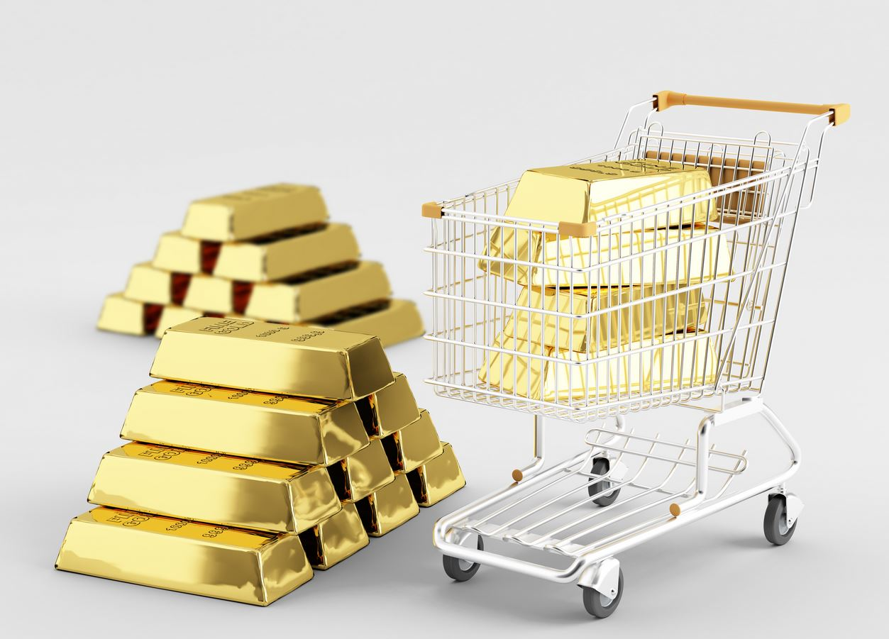 Золотые инвестиционные монеты купить в Москве, продажа